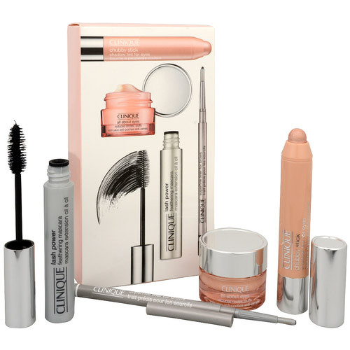 CLINIQUE PERFECT EYES & BROW SET