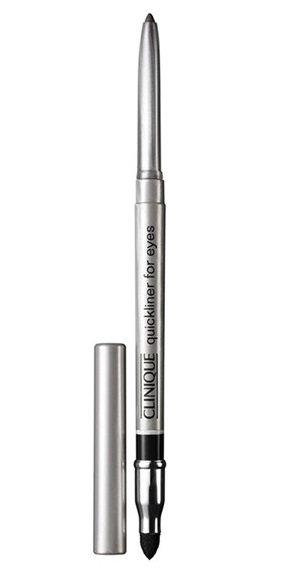 CLINIQUE QUICKLINER FOR EYES 07 DELINEADOR AUTOMATICO REALLY BLACK 3 GR