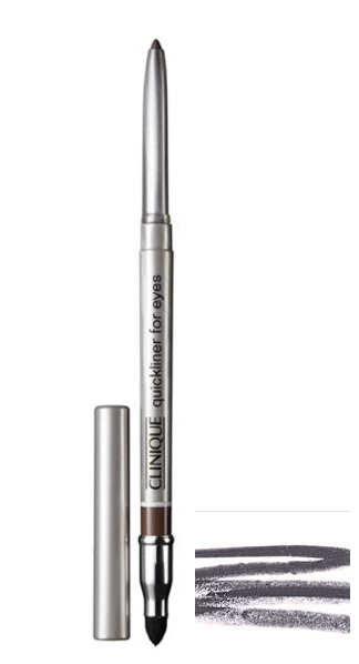 CLINIQUE QUICKLINER FOR EYES 12 DELINEADOR AUTOMATICO MOSS 3 GR