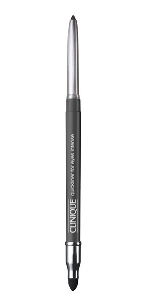 CLINIQUE QUICKLINER FOR EYES 02 DELINEADOR AUTOMATICO SMOKY BROWN 3 GR