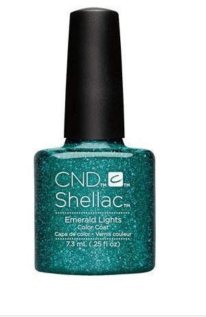 CND SHELLAC EMERALD LIGHTS  7.3 ML