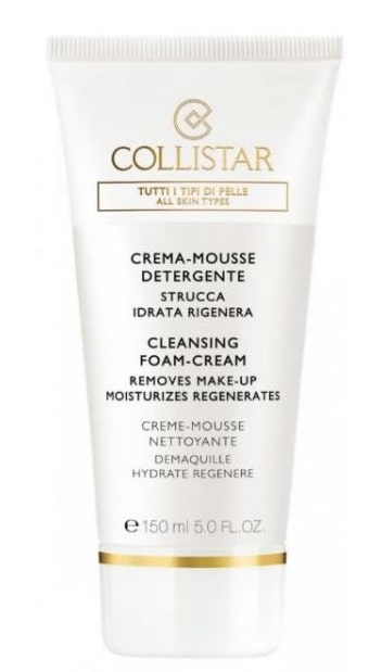 COLLISTAR CLEANSING FOAM MILK 150ML