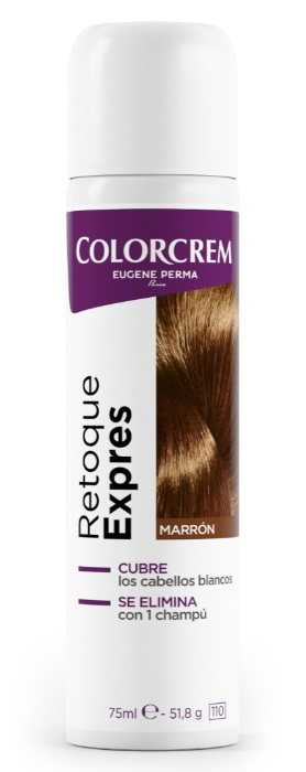 COLORCREM RETOQUE EXPRESS RAICES MARRON SPRAY 75ML