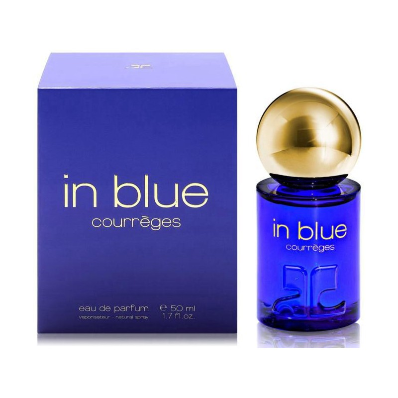 COURREGES IN BLUE EDP 30 ML