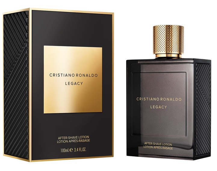 CRISTIANO RONALDO LEGACY AFTER SHAVE LOTION 100 ML