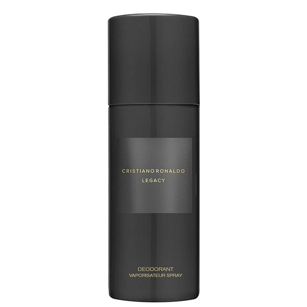 CRISTIANO RONALDO LEGACY DEO SPRAY 150 ML.