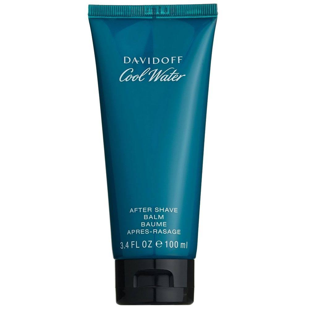 DAVIDOFF COOL WATER MEN AFTER SHAVE BALM 100 ML