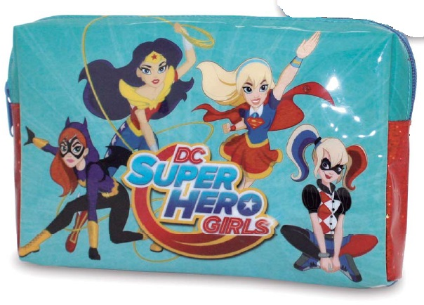 DC SUPER HERO GIRLS NECESER