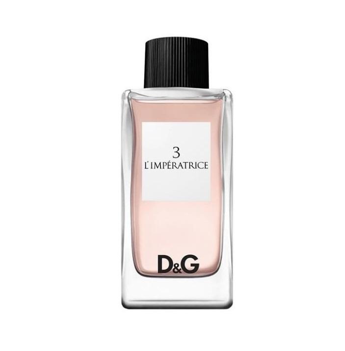 D & G 3 L´IMPERATRICE EDT 100 ML