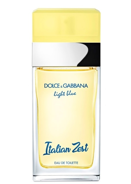 DOLCE & GABBANA LIGHT BLUE ITALIAN ZEST EDT 100 ML VP.