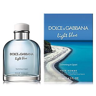 DOLCE & GABBANA LIGHT BLUE SWIMMING IN LIPARI EDT 125 ML VP.