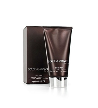 DOLCE & GABBANA THE ONE FOR MEN AFTER SHAVE BALM 75 ML