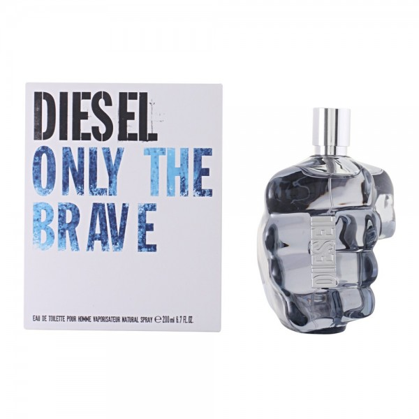 DIESEL ONLY THE BRAVE EDT 200 ML VP. OFERTA ESPECIAL