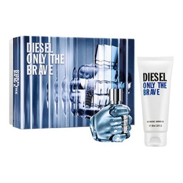 diesel only the brave eau de toilette 200 ml vapo. Black Bedroom Furniture Sets. Home Design Ideas