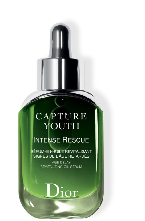 CHRISTIAN DIOR CAPTURE YOUTH INTENSE RESCUE SERUM IN-HUILE REVITALISANT 30ML