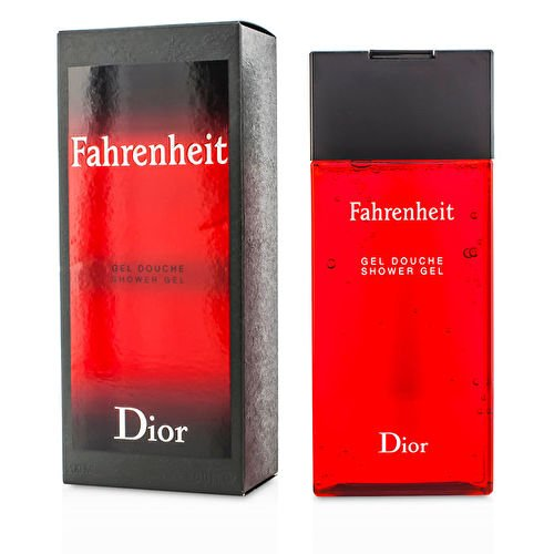 CHRISTIAN DIOR FAHRENHEIT SHOWER GEL 200 ML