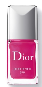 DIOR VERNIS NAIL LACQUER 576 DIOR FEVER