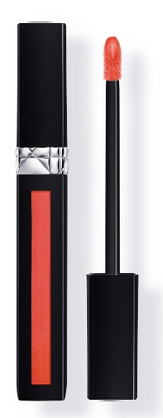 CHRISTIAN DIOR  BARRA DE LABIOS ROUGE DIOR LIQUID 442 IMPETUOUS SATIN