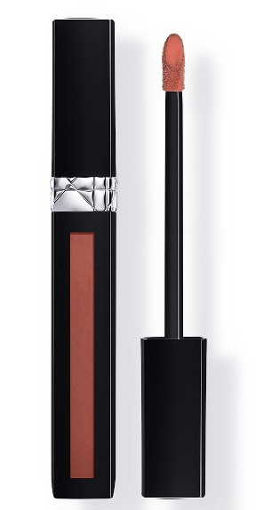 CHRISTIAN DIOR  BARRA DE LABIOS ROUGE DIOR LIQUID 527 RECKLESS MATTE