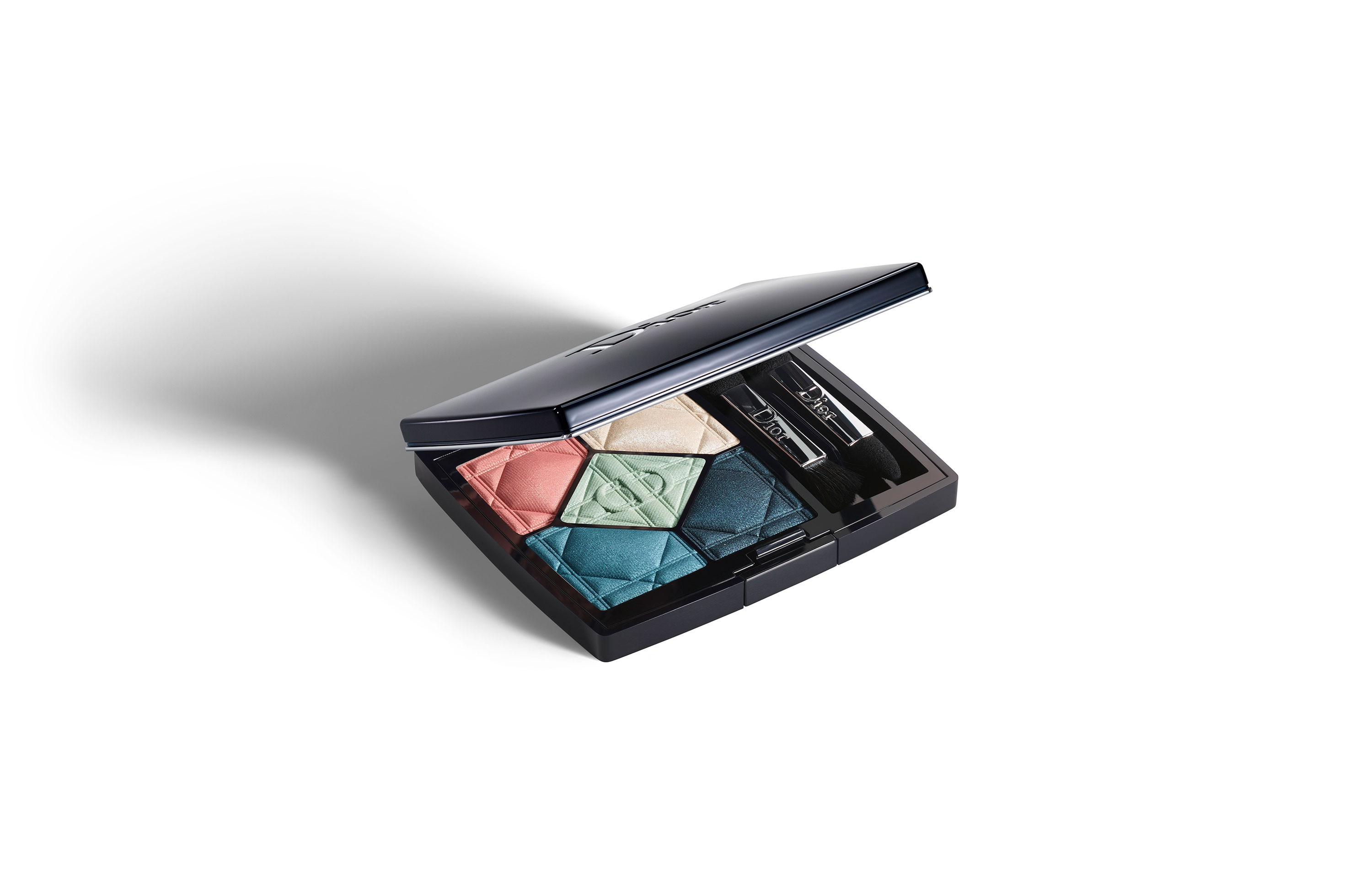 CHRISTIAN DIOR 5 COULEURS SOMBRA DE OJOS COUTURE 357 ELECTRIFY