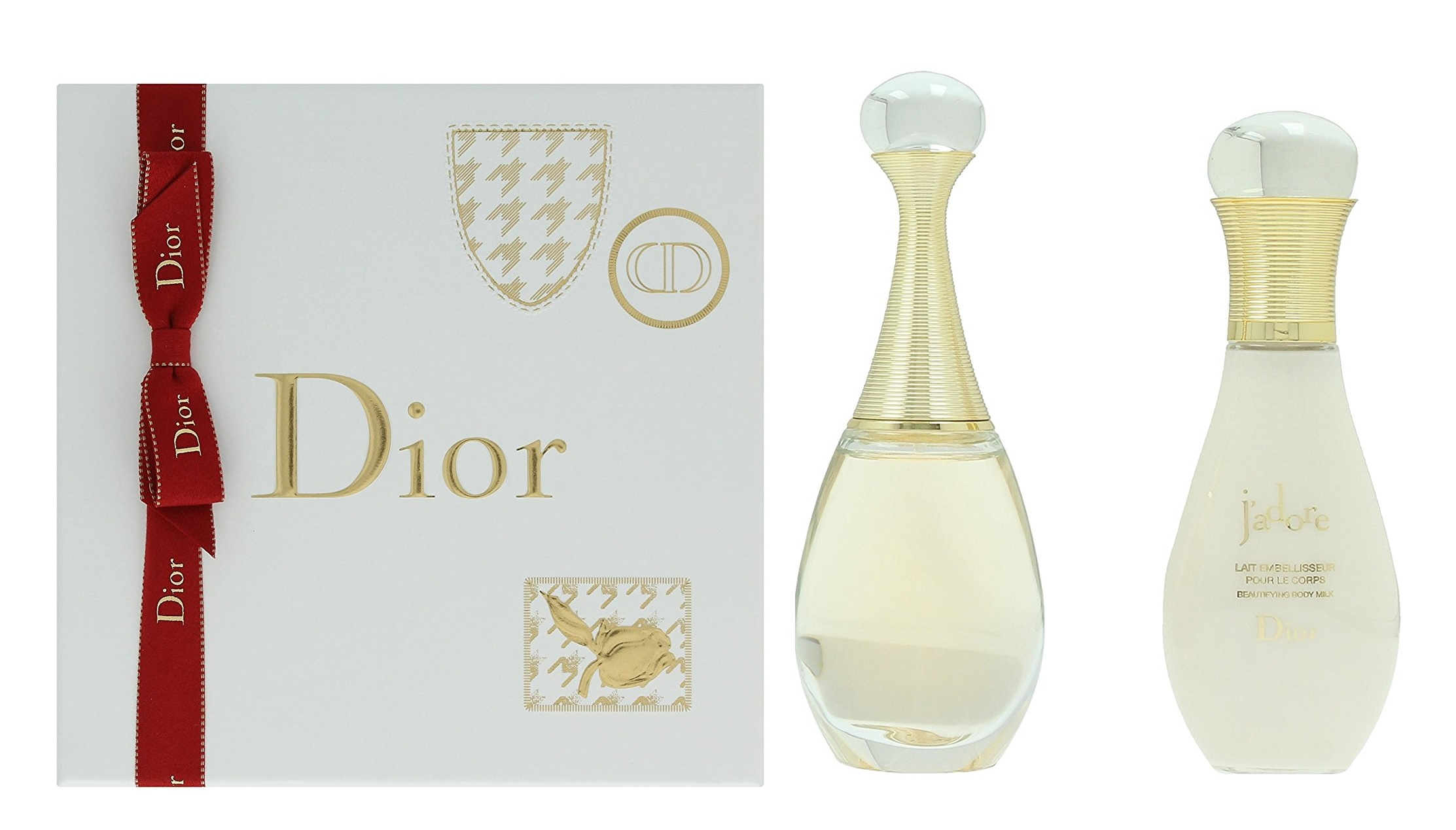 CHRISTIAN DIOR J´ADORE EDP 50 ML + B/LOC 75 ML SET REGALO