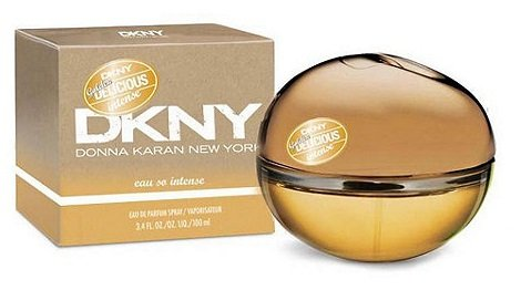 DKNY GOLDEN DELICIOUS EAU SO INTENSE EDP 100 ML