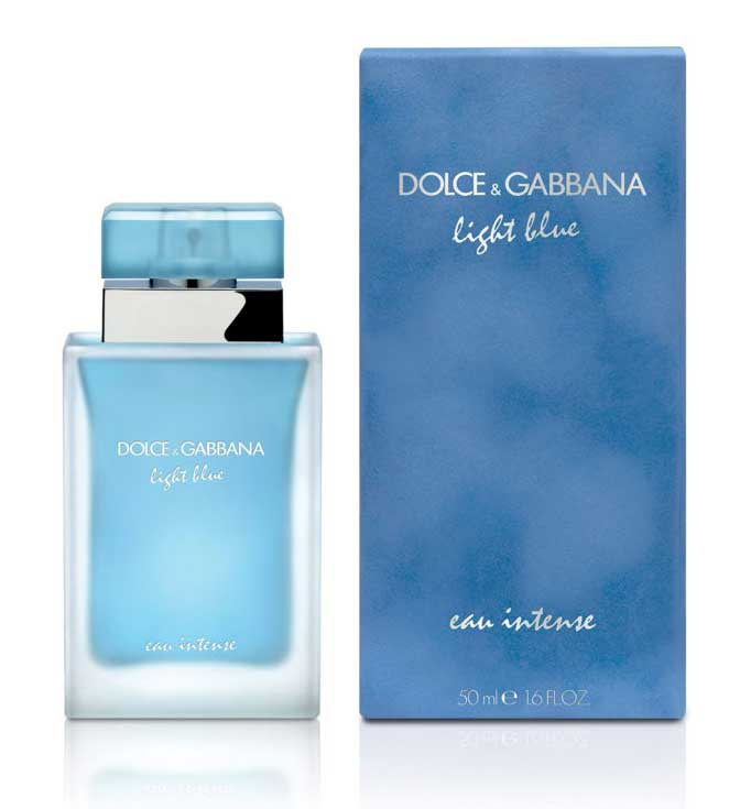 DOLCE & GABBANA LIGHT BLUE EAU INTENSE EAU DE PARFUM 50 ML VP.