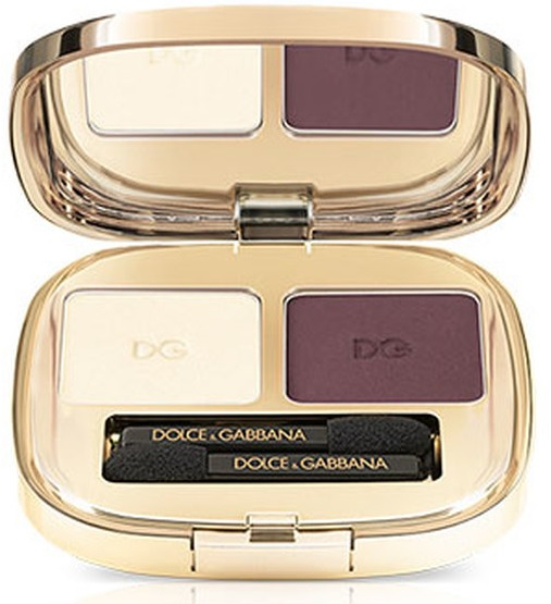 DOLCE & GABBANA THE EYESHADOW SOMBRA DE OJOS DUO 140 FORTUNE