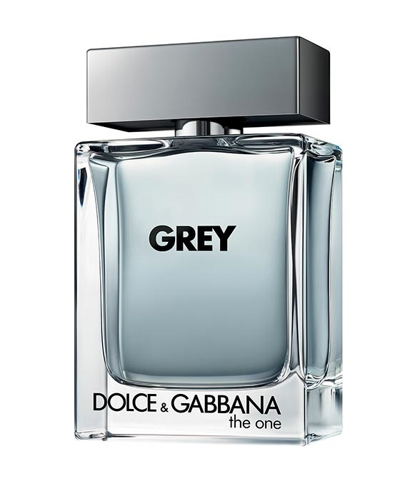 DOLCE & GABBANA THE ONE FOR MEN GREY EDT 100 ML
