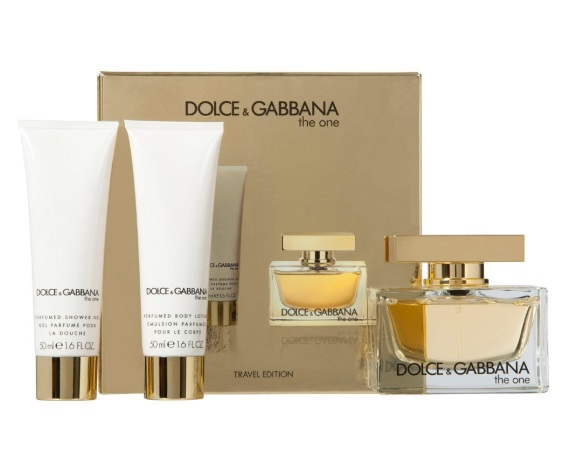 DOLCE & GABBANA THE ONE TRAVEL EDITION