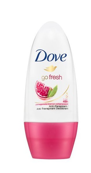 DOVE GO FRESH GRANADA DESODORANTE ROLL ON 50 ML