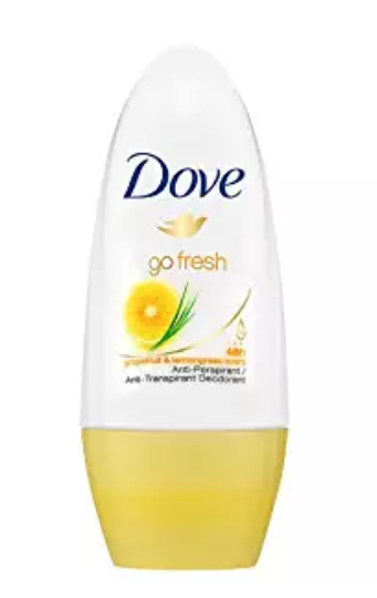 DOVE GO FRESH POMELO & LIMON DESODORANTE ROLL ON 50 ML