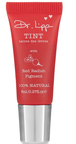 DR.LIPP MOISTURISING COLOUR TINT RED RADISH PIGMENT 8ML