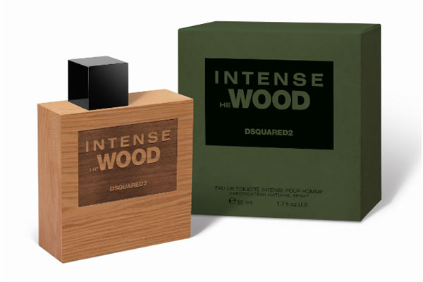 DSQUARED HE WOOD INTENSE EDT 50 ML VAPO
