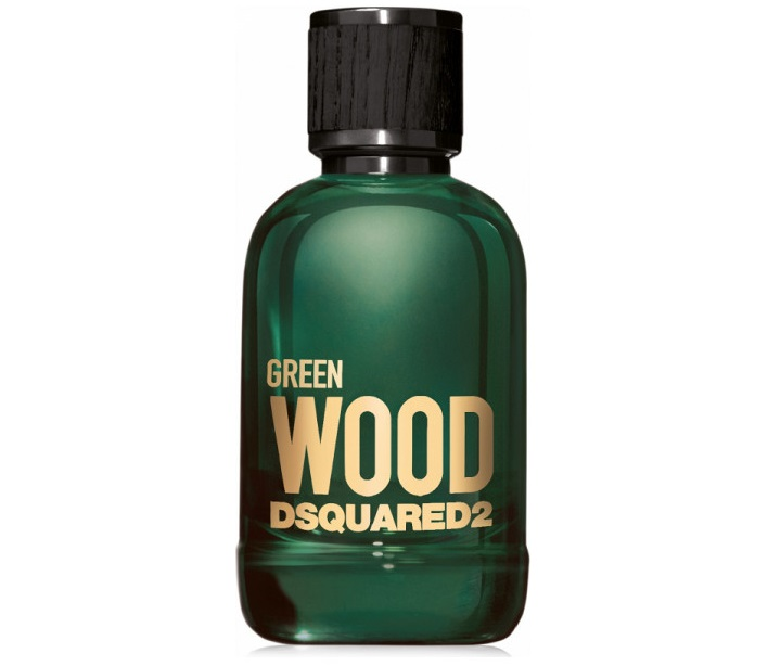 DSQUARED GREEN WOOD POUR HOMME EDT 50 ML