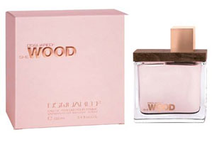 DSQUARED SHE WOOD EDP 30 ML VAPO