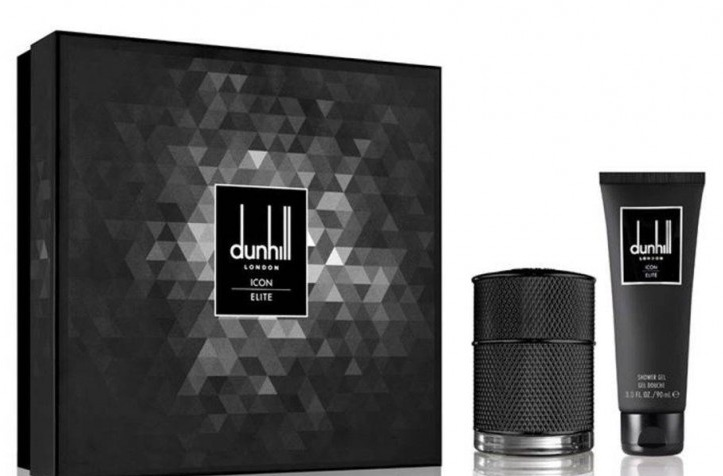 DUNHILL ICON ELITE EDP 50 ML + GEL BAÑO 90ML