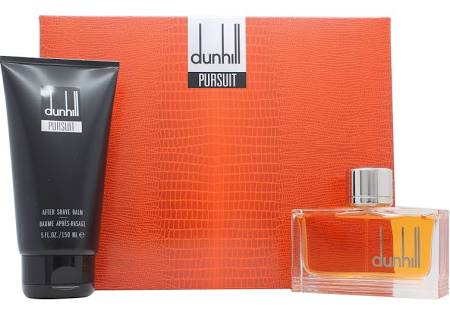 DUNHILL PURSUIT EDT 75ML+ A/S BALM 150ML SET