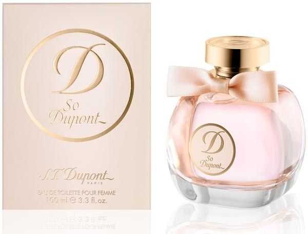DUPONT SO DUPONT FEMME EDT 100 ML