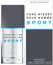 ISSEY MIYAKE L´EAU D´ISSEY POUR HOMME SPORT EDT 50 ML