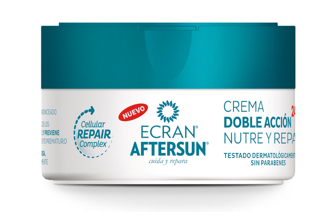 ECRAN AFTER SUN ALOE VERA 200 ML