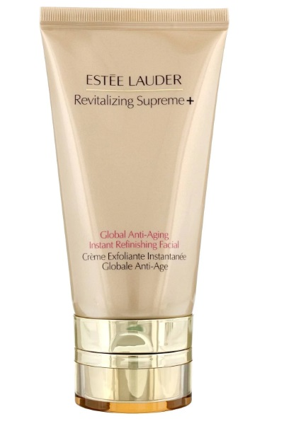 ESTEE LAUDER REVITALIZING SUPREME GLOBAL ANTI-AGING INSTANT REFINISHING FACIAL 75ML