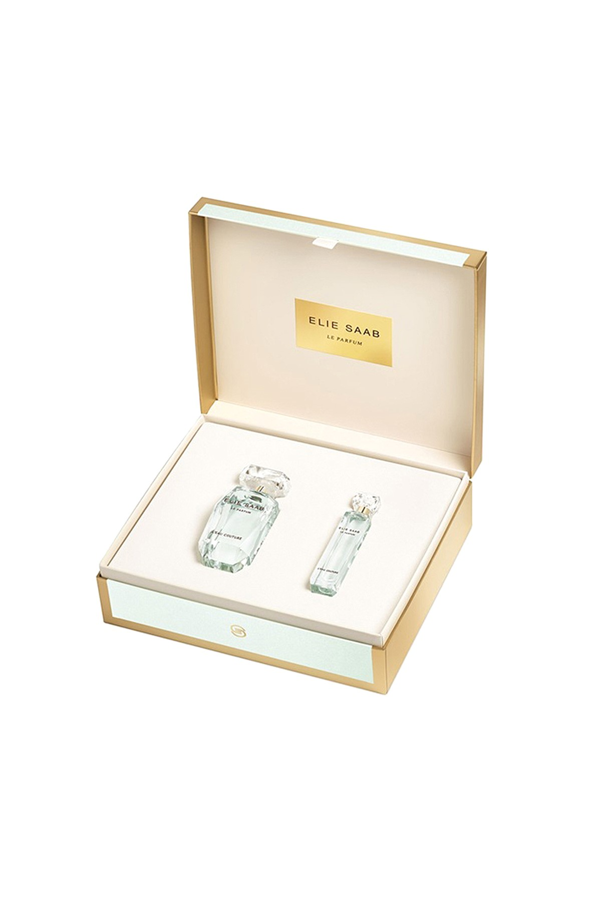 ELIE SAAB L´EAU COUTURE EDT 90 ML + L´EAU COUTURE EDT 10 ML SET REGALO