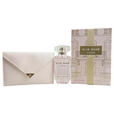 ELIE SAAB ROSE COUTURE EDT 50 ML + NECESER SET REGALO
