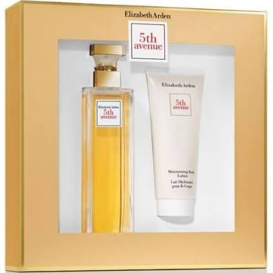 ELIZABETH ARDEN 5 TH AVENUE EDP 125ML VP. + B/L 100 ML SET REGALO