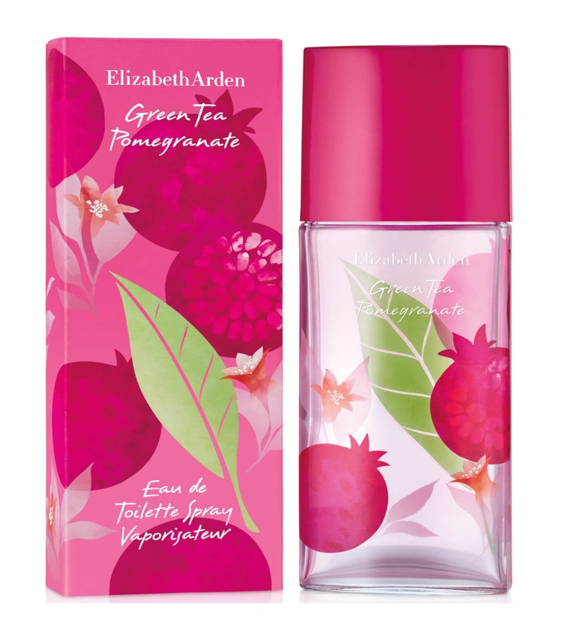 ELIZABETH ARDEN GREEN TEA POMEGRANATE EDT 100 ML