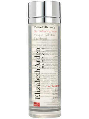 ELIZABETH ARDEN VISIBLE DIFFERENCE OIL FREE TONER P.MIXTAS-GRASAS 200 ML