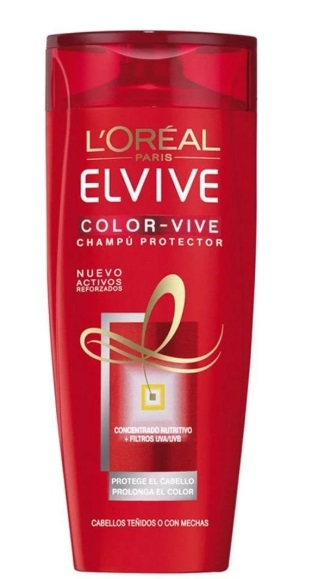L\'OREAL ELVIVE COLOR-VIVE CHAMPU PROTECTOR 370ML