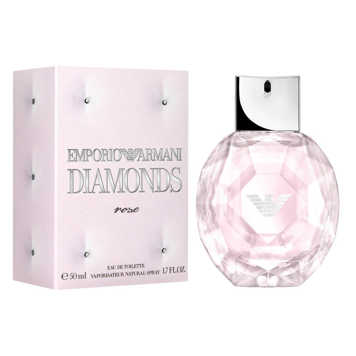 EMPORIO DIAMONDS ROSE EDT 50 ML