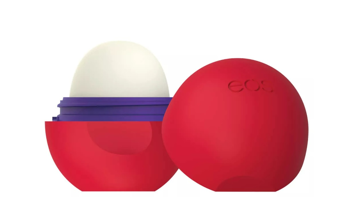 EOS LIP BALM CHERRY VANILLA SUPER SOFT SHEA 7 GR